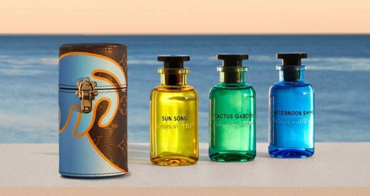 Louis Vuitton Launches 'Cologne Perfumes,' a Unisex Line of Fragrances