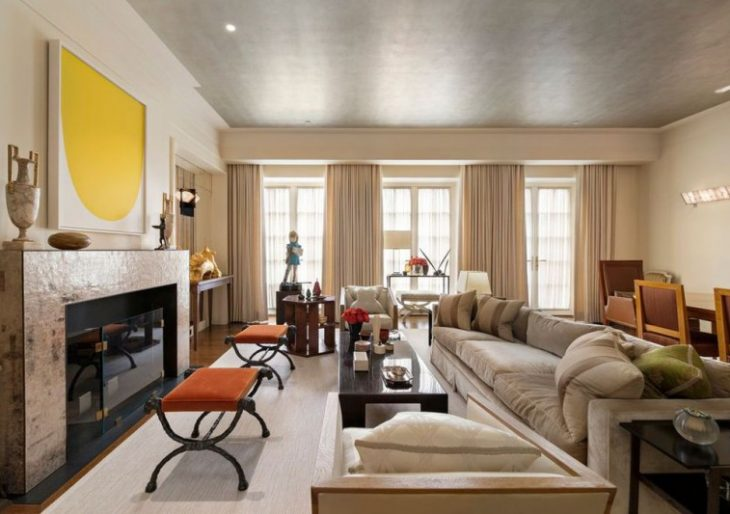 Marc Jacobs Asking $16M for Elegant Manhattan Townhouse Following Frank Lloyd Wright Purchase