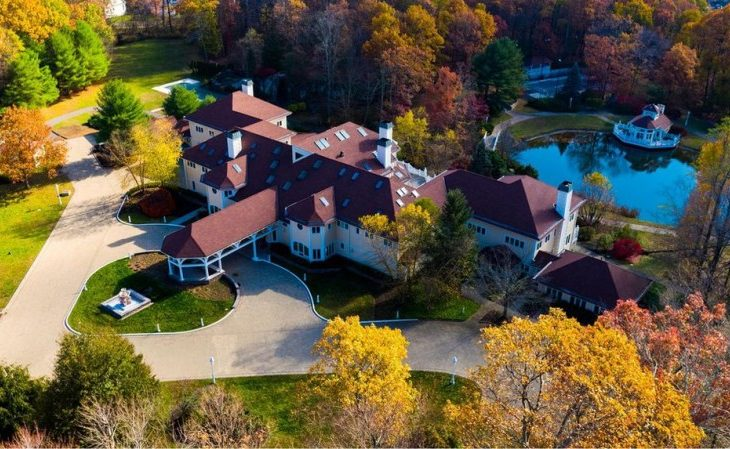 Rap Star 50 Cent Unloads 52-Room Connecticut Mansion for $2.9M, Down From $18.5M Original Ask