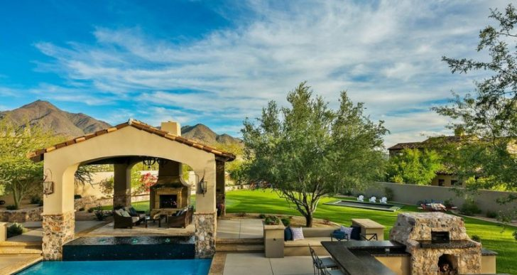 Retired MLB Star Mark Ellis Lists Scottsdale Mansion for $8M