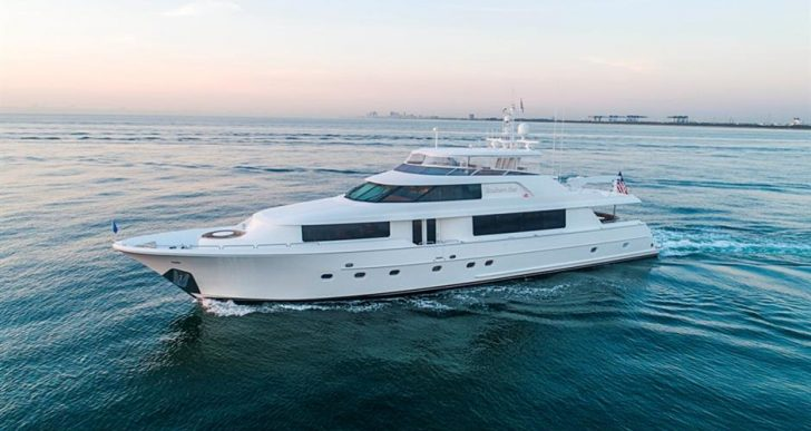 Westport 112′ 'Southern Star' Motoryacht on the Market for $5.15M