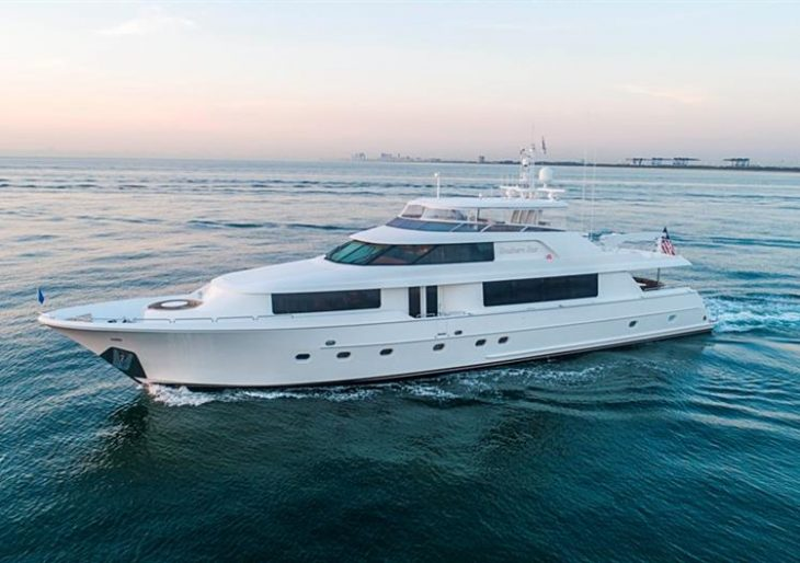 Westport 112′ 'Southern Star' Motoryacht on the Market for $5.6M