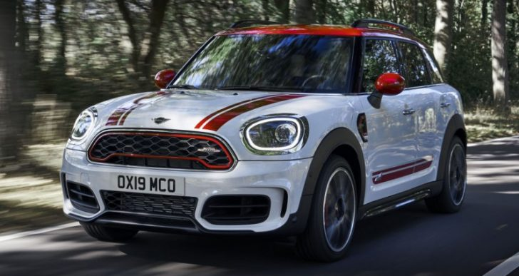 2020 Mini John Cooper Works Clubman and Countryman Packs a Punch