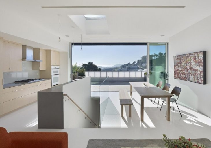 20th St. in San Francisco by Mork-Ulnes Architects