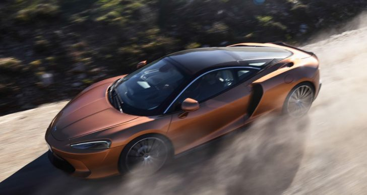 Aston-Fighting McLaren GT Focuses on Comfort, Starts at $210K