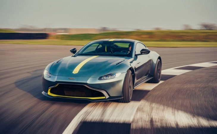 Aston Martin Vantage AMR: Pitch-Perfect for Purists