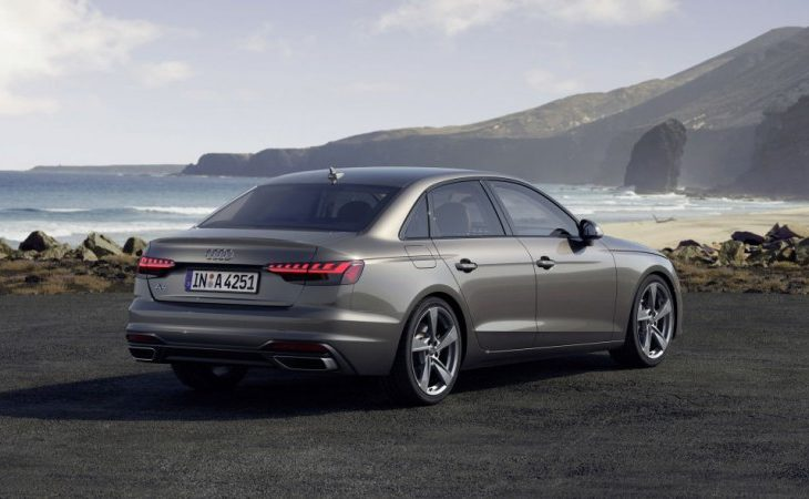 Audi A4 and S4 Get a Stylish Redesign for 2020