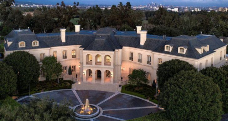 Billionaire Heiress Petra Ecclestone Relists 'The Manor' in L.A. for a More Modest $160M—Down From $200M