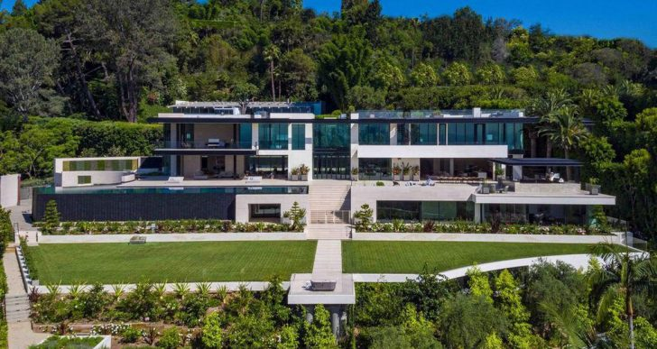 Dr. Raj Kanodia, Plastic Surgeon to the Stars, Offers Bel Air Mega-Mansion at a Record $1.5M/Month