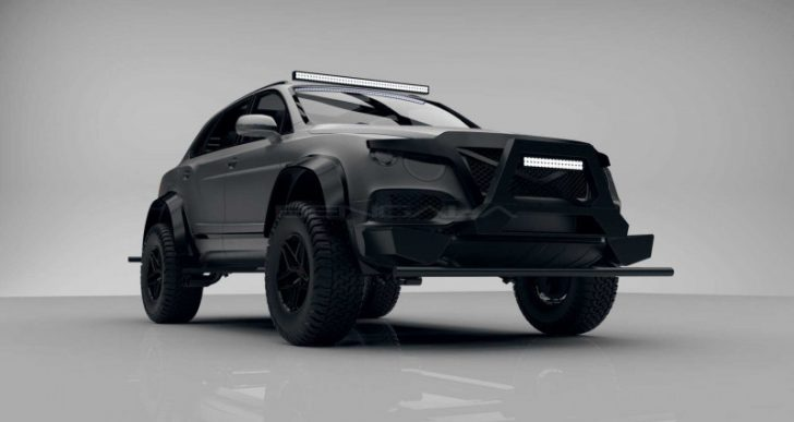 Limited-Edition Bentley Bentayga Is Ready for the Apocalypse, Courtesy of Bengala