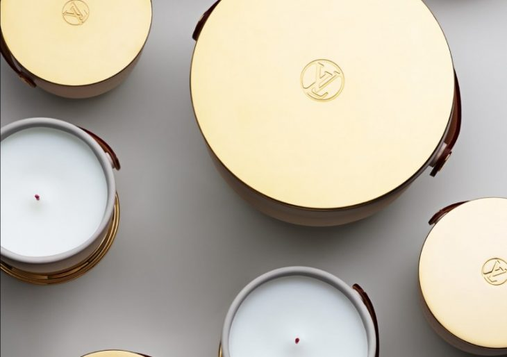 Louis Vuitton's Exclusive Candle Collection Fills the Air With Luxurious Scents