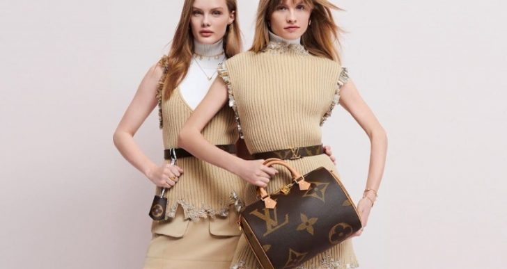 Louis Vuitton's 'Monogram Giant' Collection Doesn't Go Unnoticed