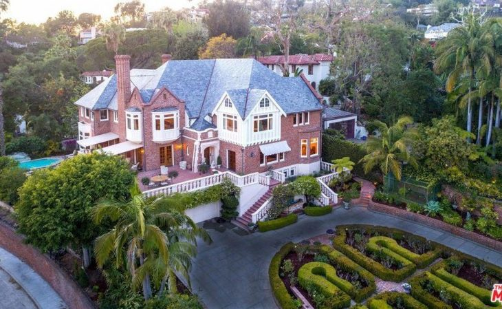 Michael Feinstein Asking $18.9M for L.A. Brick Mansion, Down From $26M