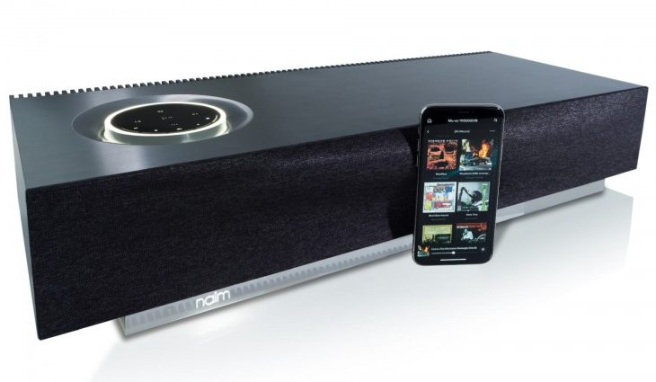 Naim Shows Off Second-Gen of Its Award-Winning, All-in-One 'Mu-so' Music System