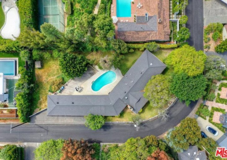 Priscilla Presley Makes Quick Work of Brentwood Property
