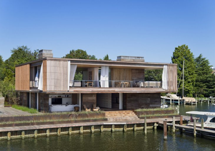 Acton Cove House in Annapolis by Bates Masi + Architects