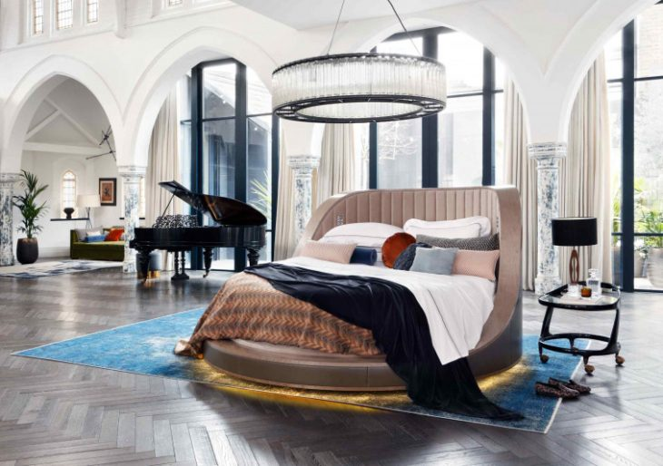 Luxury Bed Manufacturer Savoir Unveils Rotating Model With $320K Starting Price