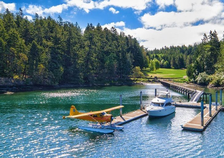 Steve Miller Takes $8.5M for 39-Acre Retreat in Washington State's San Juan Islands—Down From $20M Original Ask