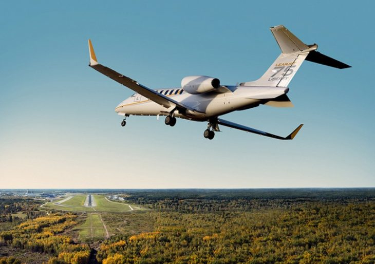 2020 LearJet 75 Liberty Elevates Light-Jet Experience, Starts at $9.9M