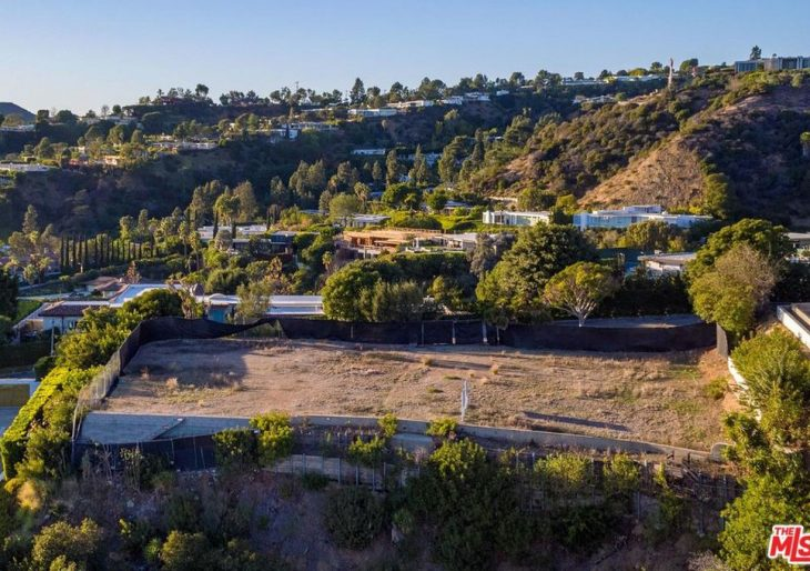 Billionaire David Geffen Spends $30M on a One-Acre Lot in the 90210