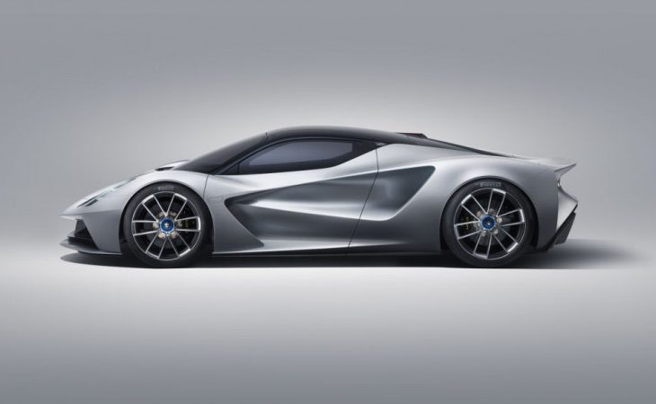 Lotus' $2.1M Evija Joins the EV Hypercar Race With Nearly 2,000 Wild Horses