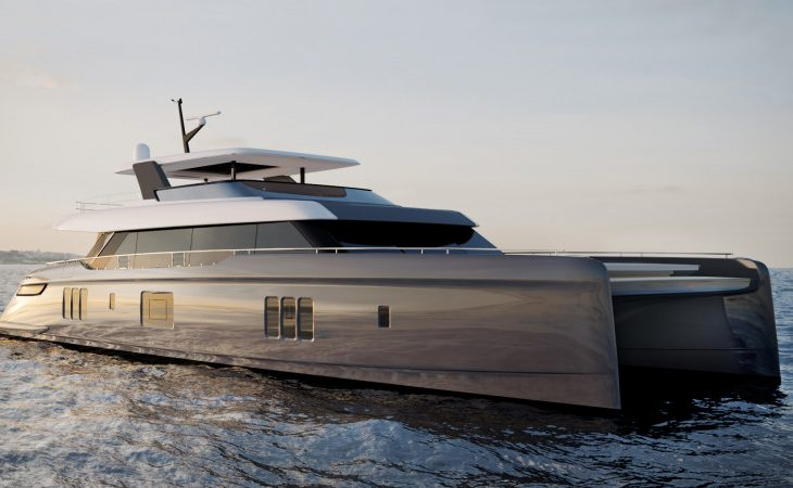 Rafael Nadal Just Commissioned This Beautiful Yacht From Sunreef