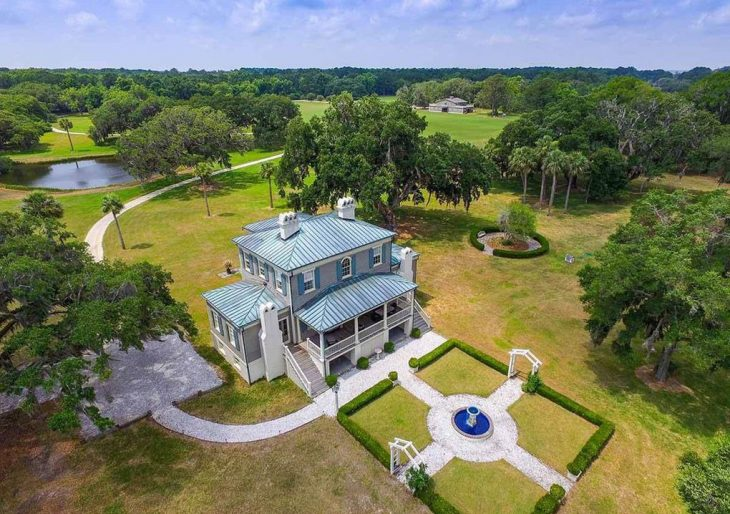 'Southern Charm' Star Thomas Ravenel Lists 60-Acre Estate in South Carolina for $4M