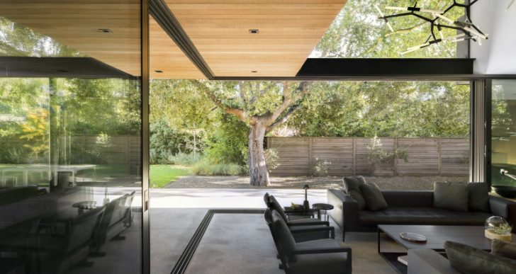 Tree House in Palo Alto by Aidlin Darling Design