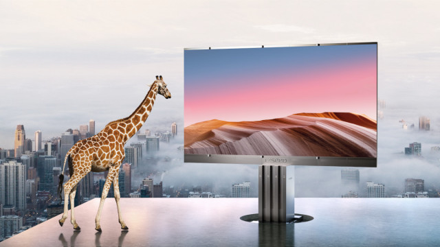 World's Largest Outdoor TV Measures a Whopping 301″, and It Carries a $1.5M Price Tag