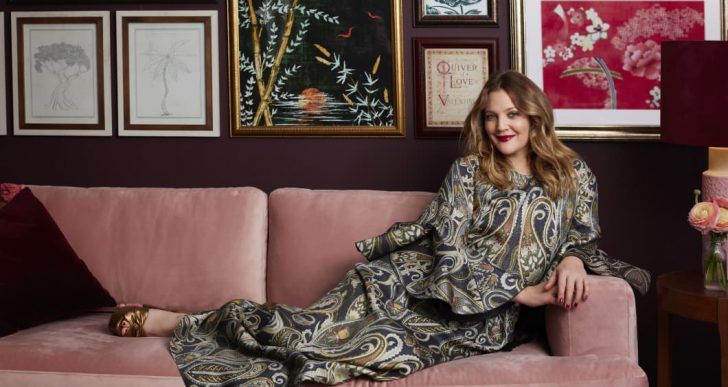 A Look at Drew Barrymore's 'Flower Home' Furniture Line