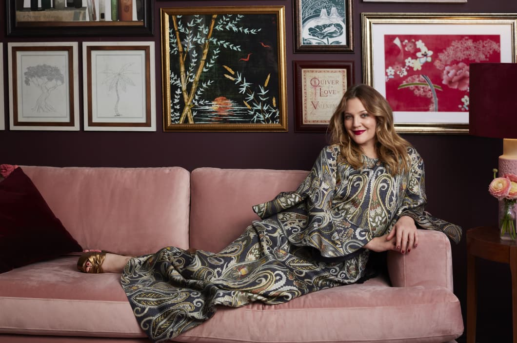 A Look At Drew Barrymore S Flower Home Furniture Line