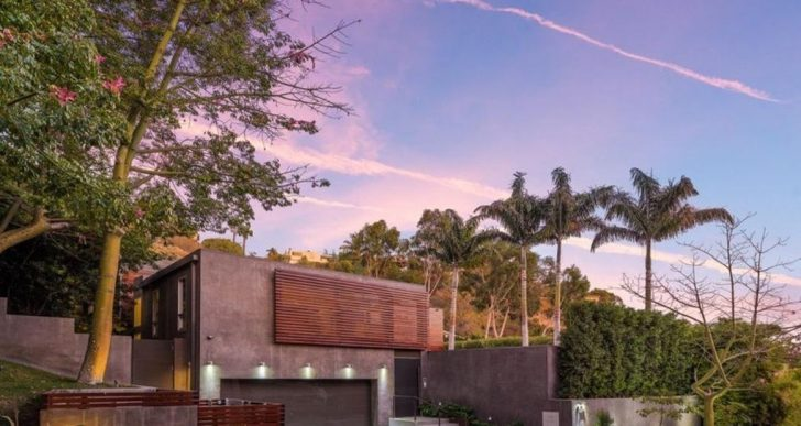 A-Rod Finds Buyer for Notable Mid-Century Masterpiece in Hollywood Hills at $4.4M