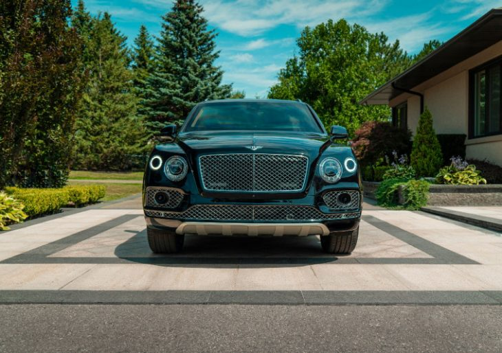 Armored Bentley Bentayga From Inkas Keeps You Safe in Utmost Luxury