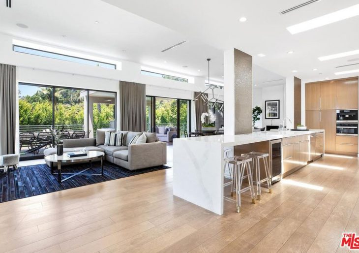 Boxing Champion Andre Berto Asking $8.4M for 90210 Contemporary
