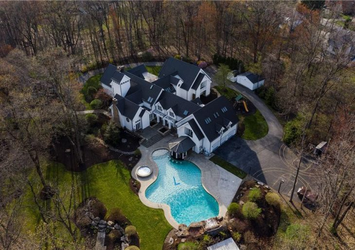 NFL Star Ben Roethlisberger Puts Pennsylvania Home on the Market for $2.3M