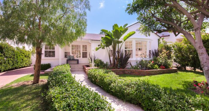 Pierce Brosnan Purchases Laid-Back Single-Story Home in Santa Monica at $2.9M