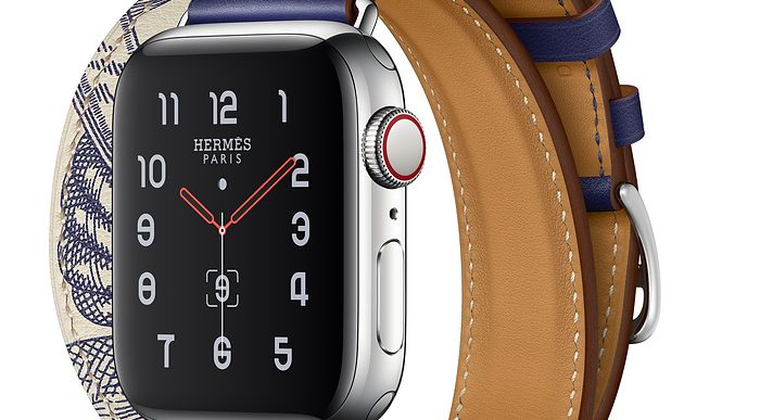 Apple Watch Hermès Series 5 Unveiled
