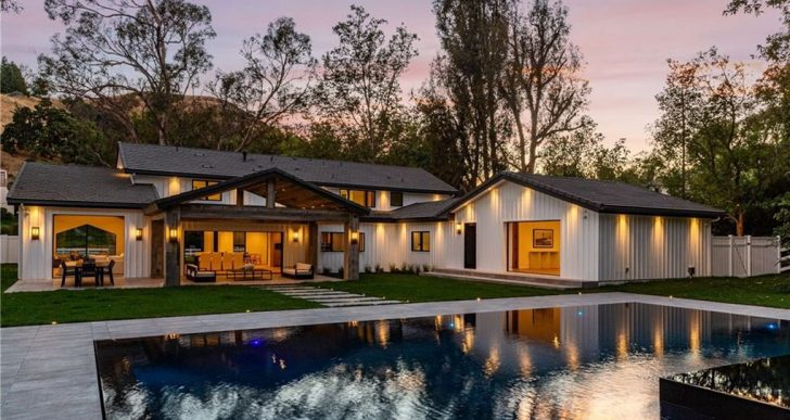 'Keeping Up With the Kardashians' Star Scott Disick Lists in Hidden Hills for $6.9M