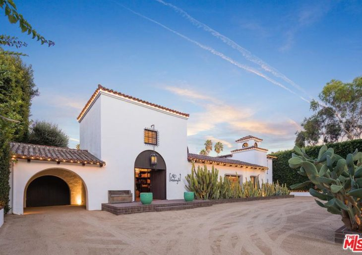 Diane Keaton's Onetime 90210 Villa Listed by Producer Ryan Murphy for $18M
