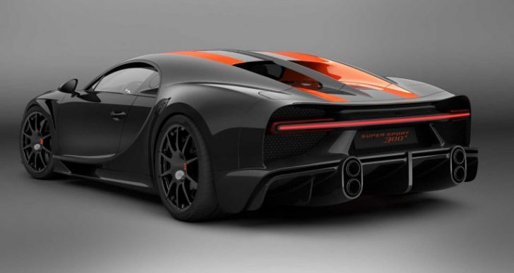 Rare Opportunity to Add a Bugatti Chiron Super Sport 300+ to Your Collection for $5.2M