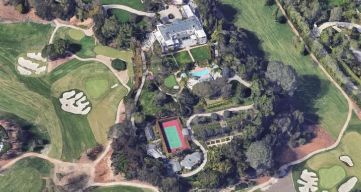 Billionaire Gary Winnick's Palatial Bel Air Estate Lands on the Market at $225M