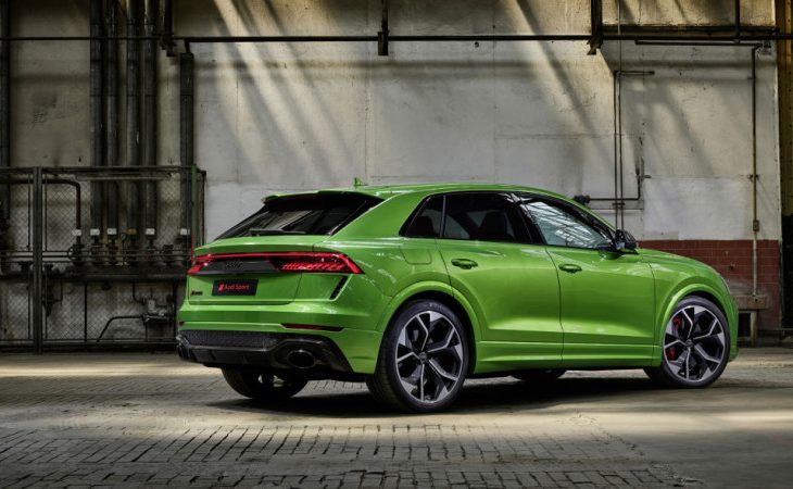 2020 Audi RS Q8 Is a Performance-Oriented Hybrid With 600 Horsepower