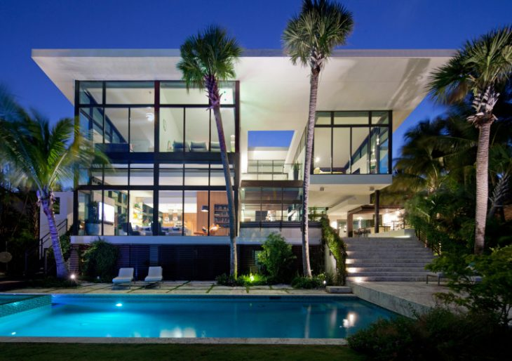 Coral Gables Residence in Miami by Touzet Studio