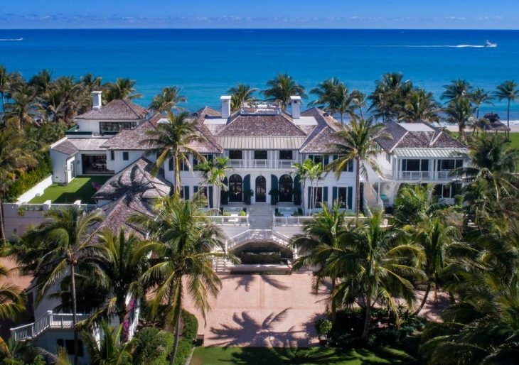 Elin Nordegren, Ex Wife of Tiger Woods, Sells Florida Home to Billionaire Russell Weiner for $28.6M