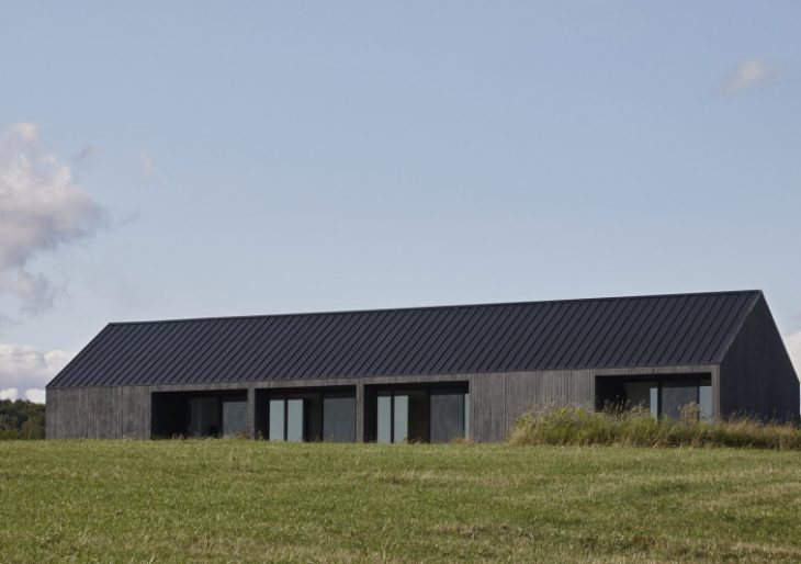 Hass House in the Catskills by Feuerstein Quagliara