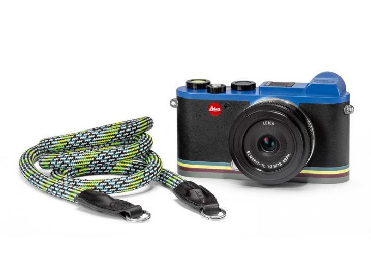 Leica and Paul Smith Collaborate on $4K Limited-Edition Camera