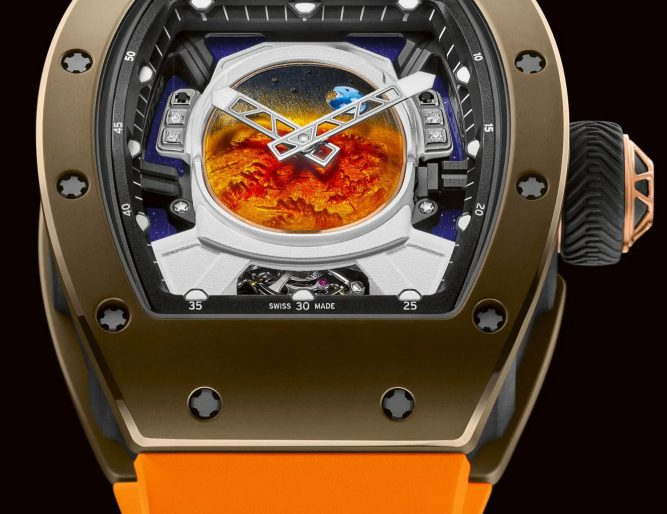 Richard Mille RM 52-05 Tourbillon Pharrell Williams Carries a $969K Price Tag