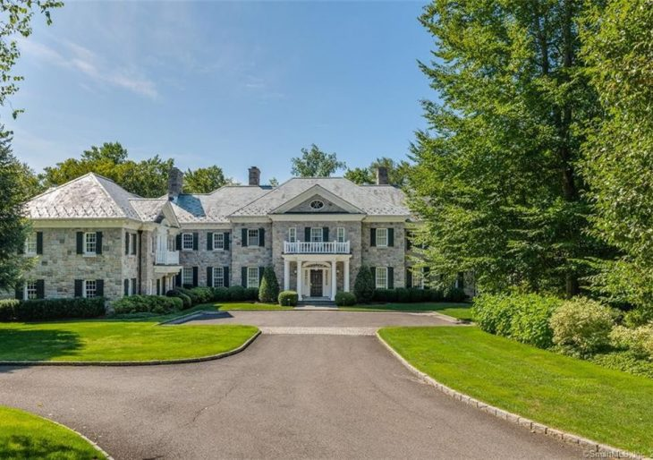 Gillette Ex-CEO James M. Kilts Lists Stately Greenwich Manse Below $13.8M Purchase Price