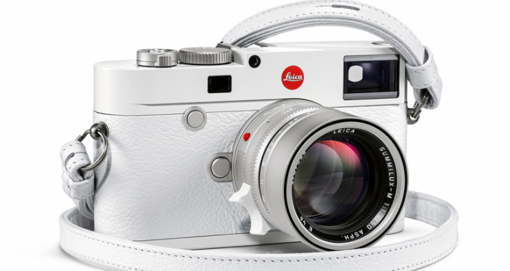 Leica's Latest Special Edition Is the $14.5K M10-P White