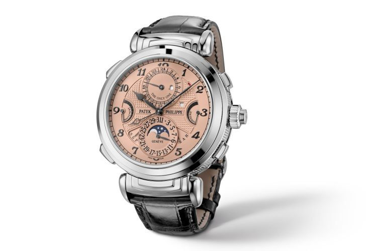 Patek Philippe Watch Hammers at Christie's Geneva for a Record $31.2M
